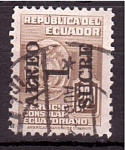 Sellos de America - Ecuador -  Escudo Nacional