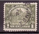 Stamps Ecuador -  Casa de Correos