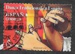 Sellos de Europa - España -  Edif 5140 - Danza Tradicional en España