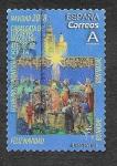 Stamps Spain -  Edif 5258 - Navidad