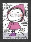 Stamps Europe - Spain -  Edf 5290 - V Concurso Disello
