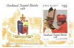 Sellos de America - Uruguay -  Cardenal Sturla