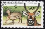 Stamps Africa - Benin -  Cobos