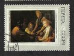 Sellos de Europa - Rusia -  Pinturas rusas - 1972,