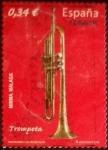 sellos de Europa - España -  Scott#3697 intercambio 0,45 usd , 0,34 €. 2010