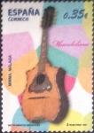 sellos de Europa - España -  Scott#3772 intercambio 0,45 usd , 0,35 €. 2011