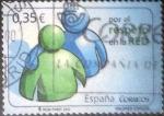 Stamps Spain -  Scott#3780 intercambio 0,50 usd , 0,35 €. 2011