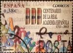 Stamps Spain -  Scott#xxxx intercambio 0,55 usd , 0,38 € 2014