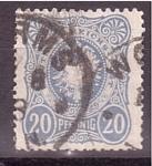 Stamps Germany -  Escudo Nacional