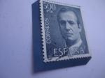 Sellos de Europa - España -  Ed:ES 2607 - Rey Juan Carlos I -Serie:Rey Juan Carlos I -(Perfil mirando hacia adelante)