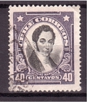 Stamps Chile -  Manuel Rengifo