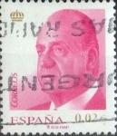 sellos de Europa - España -  Scott#3533 intercambio 0,25 usd , 0,02 €, 2008