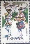 sellos de Europa - España -  Scott#1826 intercambio 0,20 usd. 3 pts. , 1974