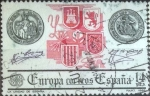 Stamps Spain -  Scott#2290 intercambio 0,20 usd. , 14 pts. , 1982