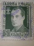 Sellos del Mundo : Europa : España : SELLO DE ESPAÑA 1938 JOSE ANTONIO