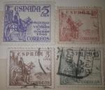 Sellos del Mundo : Europa : España : 1937 a 46 AUXILIO A VICTIMAS DE LA GUERRA