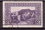 Stamps Bosnia Herzegovina -  Mostar