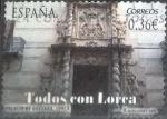 Sellos de Europa - España -  Scott#3824 intercambio 0,50 usd, 0,36 €, 2012