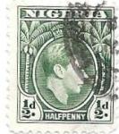 Sellos de Africa - Nigeria -  básica