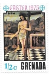 Sellos de America - Granada -  semana santa