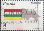 Sellos de Europa - España -  Scott#3682b intercambio 0,45 usd, A, 2010