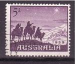 Stamps Australia -  Navidad