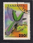 Stamps Tanzania -  Ave