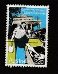 Stamps : Oceania : Australia :  Comidas sobre ruedas
