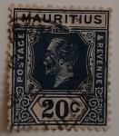 Stamps : Africa : Mauritius :  Mauritius
