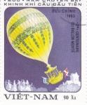 Stamps Vietnam -  2º CENTENARIO GLOBO AEROSTATICO