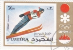 Sellos del Mundo : Asia : Emiratos_Árabes_Unidos : OLIMPIADA SAPPORO'72