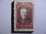 Sellos del Mundo : America : Rep_Dominicana : Monseñor Adolfo Alejandro  Nouel y Bobadilla--Centenario de su Nacimiento, 1862-1962