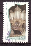 Stamps France -  serie- Música y danza