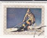 Sellos de Africa - Guinea Ecuatorial -  OLIMPIADA INNSBRUCK'76