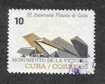 Sellos de America - Cuba -  826 - III Aniversario de la Victoria de Girón