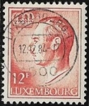 Sellos del Mundo : Europa : Luxemburgo : Gran Duque Jean  1983  12 francos