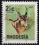 Stamps  -  -  Sellos de Zimbabue