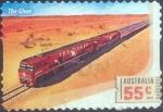 Stamps : Oceania : Australia :  Scott#3258 , nf4b intercambio 0,30 usd. , 55 cents. , 2010