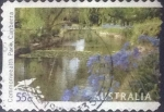 Stamps Australia -  Scott#3112 , intercambio 0,30 usd. , 55 cents. , 2009