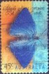 Sellos de Oceania - Australia -  Scott#1696 , intercambio 0,60 usd. 45 cents. , 1998