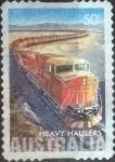 sellos de Oceania - Australia -  Scott#2852 , intercambio 0,60 usd. 50 cents. , 2008