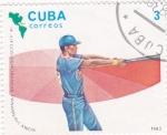 Sellos de America - Cuba -  JUEGOS PANAMERICANOS