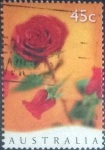 Sellos de Oceania - Australia -  Scott#1577 , intercambio 0,85 usd. 45 cents. , 1997