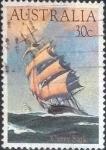 sellos de Oceania - Australia -  Scott#894 , intercambio 0,50 usd. 30 cents. , 1984