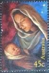 sellos de Oceania - Australia -  Scott#2586 , intercambio 0,70 usd. 45 cents. , 2006