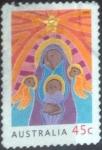 Stamps Australia -  Scott#2206 , intercambio 0,50 usd. 45 cents. , 2003