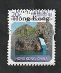 Sellos del Mundo : Asia : Hong_Kong : 1735 - Ile de Basalt