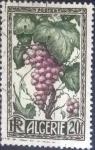 Stamps : Africa : Algeria :  Scott#229 , intercambio 0,50 usd. 20 fr. , 1950