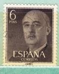 Sellos del Mundo : Europa : España : F.Franco (80)