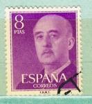 Sellos de Europa - España -  F.Franco (84)